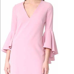 Milly Cady Nicole Dress Petal/Pink color SZ 12